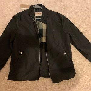 NWT Authentic Burberry Bomber Jacket